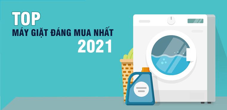 máy giặt bán chạy nhất 2021