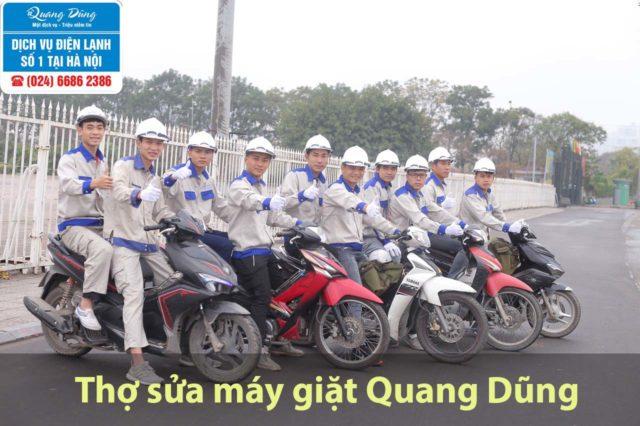 Thợ sửa máy giặt Quang Dũng